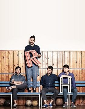 Revolverheld Immer in Bewegung Tour 2014