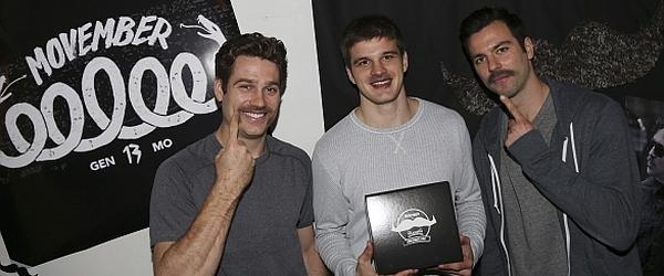Hamburg Freezers unterstützen Movember