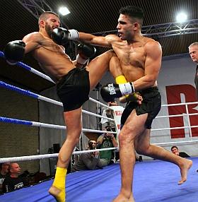 Get in the Ring 2013 Kickboxen