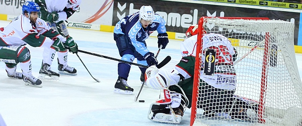 Hamburg Freezers vs. Augsburger Panther