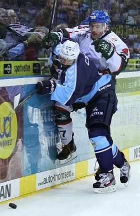 Hamburg Freezers vs. Augsburger Panther