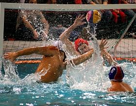 Wasserball-Weltliga Deutschland vs. Slowakei