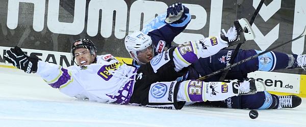 Hamburg Freezers vs. Krefeld Pinguine