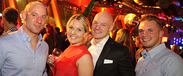 Silvester All Inclusive Party 2013 2014 Cruise Center Hamburg