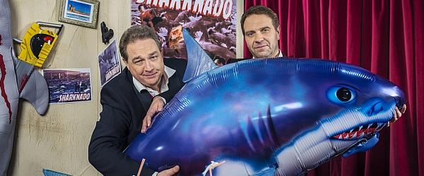 Oliver Kalkofe Peter Rütten SchleFaZ Sharknado