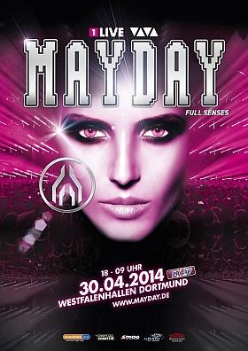 Mayday 2014 Westfalenhallen Dortmund