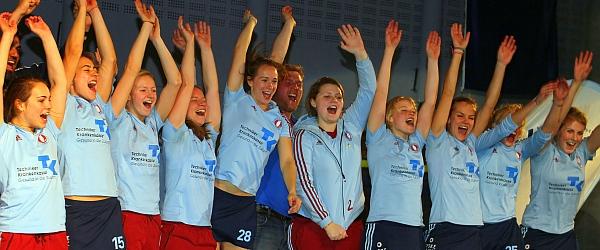 Deutsche Hallenhockey-Meisterschaften in Hamburg