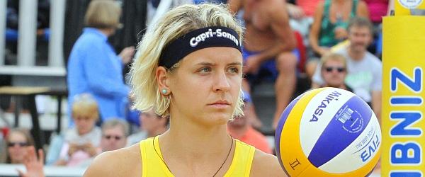 Laura Ludwig ist Hamburgs Sportlerin des Jahres 2013