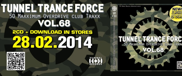 Tunnel Trance Force Vol 68