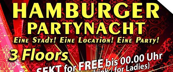 Hamburger Partynacht 2014 Hühnerposten