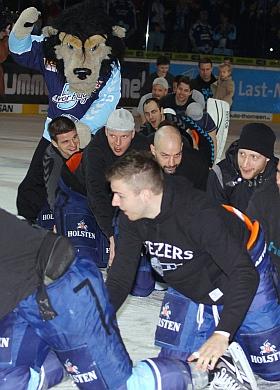 Hamburg Freezers vs. Kölner Haie