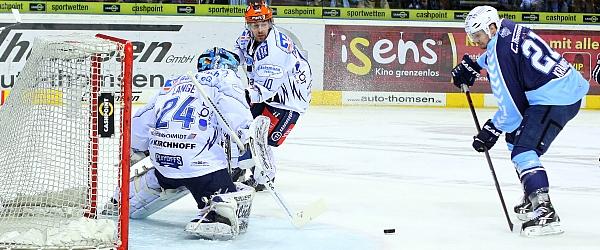 Hamburg Freezers vs. Iserlohn Roosters Playoffs