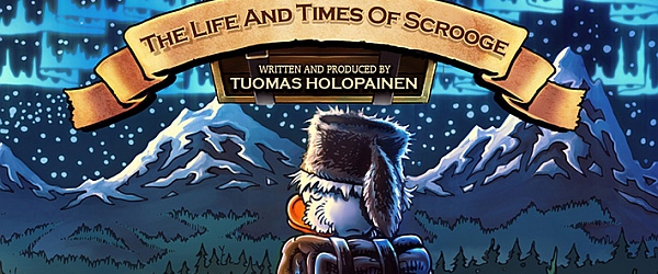 Tuomas Holopainen The Life And Times Of Scrooge