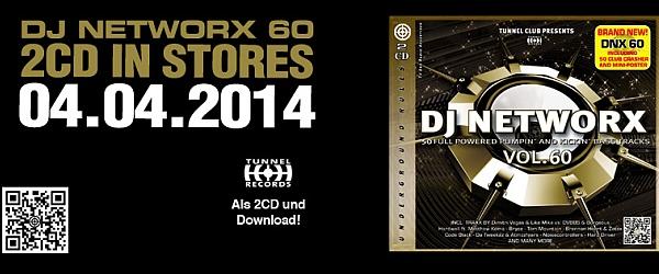 unnel DJ Networx Vol. 60
