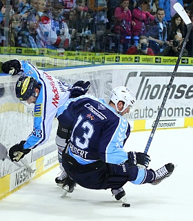 Hamburg Freezers vs. ERC Ingolstadt Playoff-Halbfinale