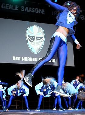 Hamburg Freezers Saisonabschlussfeier 2014