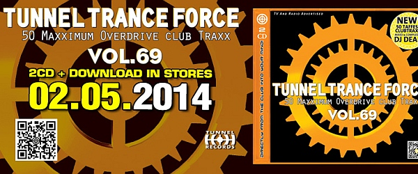 Tunnel Trance Force 69 2014