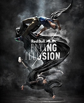 Red Bull Flying Illusion 2014