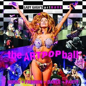 Lady Gaga 2014 The Artpop Ball