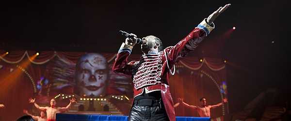 DJ BoBo Circus Tour 2014 Hamburg