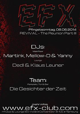 EFX Club Revival 2014 H1 Hamburg