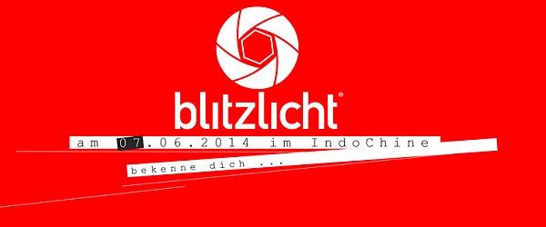 blitzlicht Bekenne Dich 2014 IndoChine Hamburg