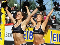 smart beach tour Girls SuperCup Hamburg 2014