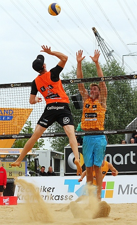 smart beach tour SuperCup Hamburg 2014