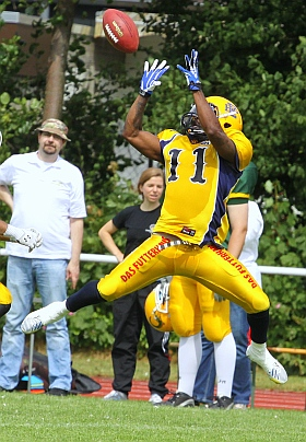 Elmshorn Fighting Pirates Cologne Crocodiles 2014