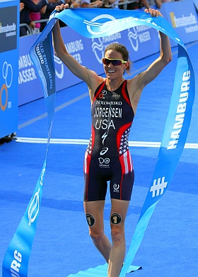 ITU World Triathlon 2014 Hamburg