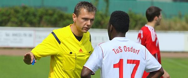 TSV Uetersen TuS Osdorf 2014 Landesliga Hamburg