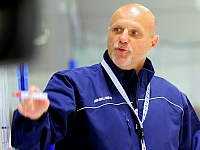 Trainingsauftakt der Hamburg Freezers 2014
