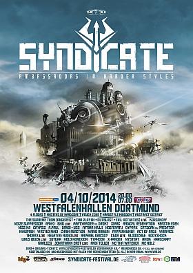 Syndicate 2014 Westfalenhallen Dortmund