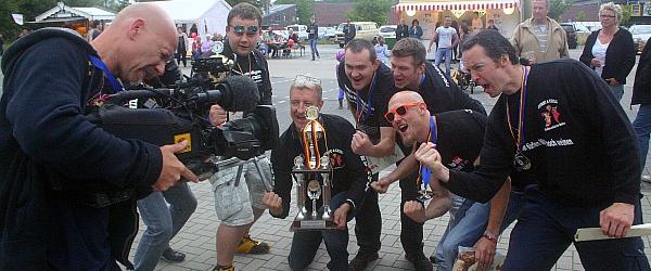 Deutsche Meisterschaft Schärfe Wettessen Schwartau 2014