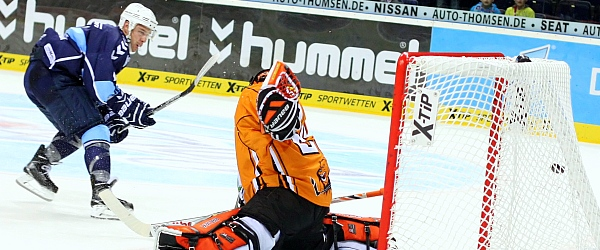Hamburg Freezers Grizzly Adams Wolfsburg 2014 Eishockey DEL