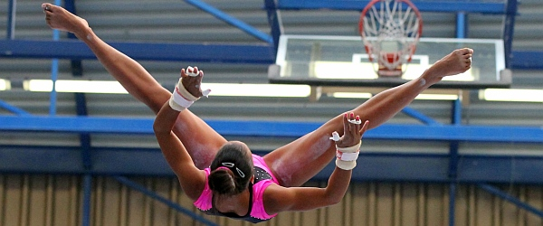 Hamburg Gymnastics 2014 Turnkunst