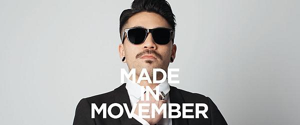 Movember Kampagne 2014