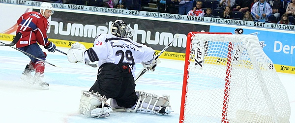 Hamburg Freezers Nürnberg Ice Tigers DEL Eishockey 2014