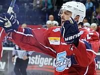 Hamburg Freezers Adler Mannheim DEL Eishockey 2014