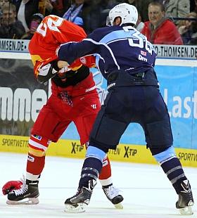 Hamburg Freezers Düsseldorf DEL Eishockey 2014
