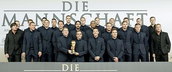 Kino Die Mannschaft Deutschland Film WM 2014