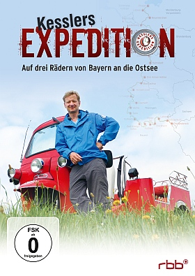 Kesslers Expedition Bayern Ostsee 2014
