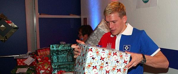 Hamburger Weg Weihnachtstag mit dem HSV 2014