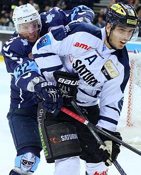 Hamburg Freezers ERC Ingolstadt Eishockey DEL 2014