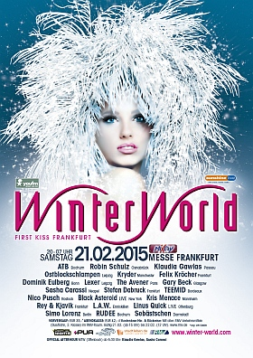 WinterWorld 2015 Messe Frankfurt
