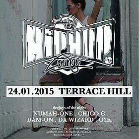 The Hip Hop Loung Terrace Hill Hamburg 2015