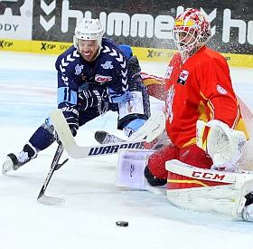 Hamburg Freezers Düsseldorf Eishockey DEL 2015