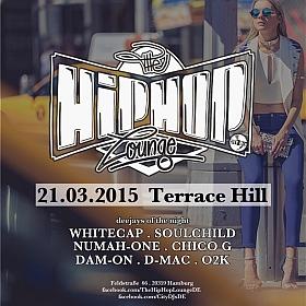 The Hip Hop Lounge Terrace Hill Hamburg 2015