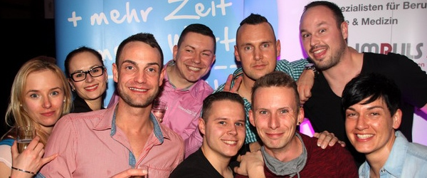 Bluelightparty Hamburg Hühnerposten 2015