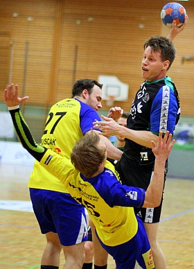 Henstedt Ulzburg Empor Rostock Handball 2015